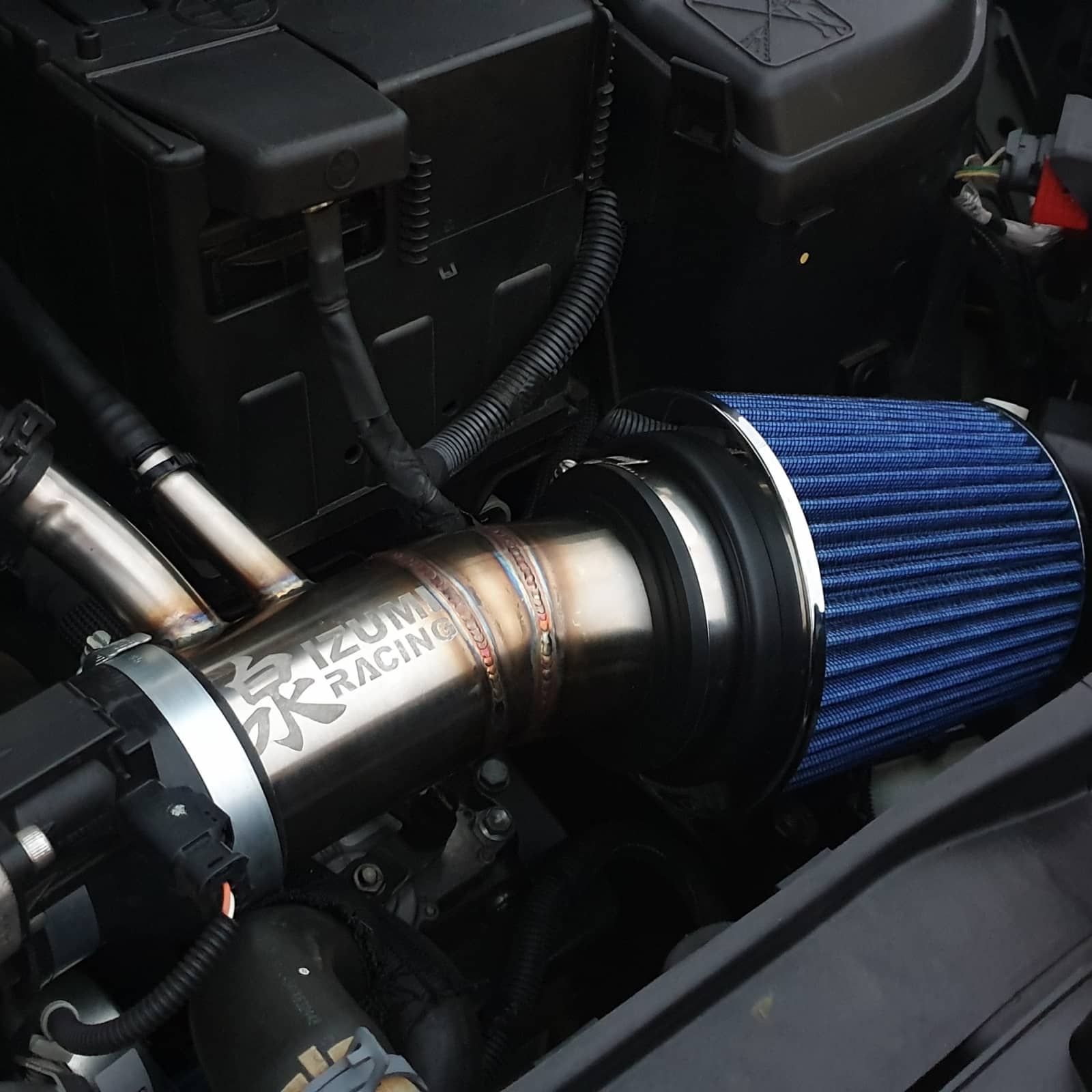Intake Ds3