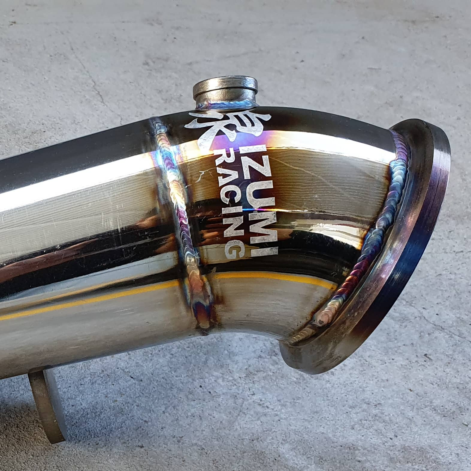 Downpipe BMW 320i B48 G20