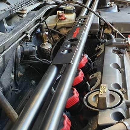 Barra Anti Torção - Peugeot 306